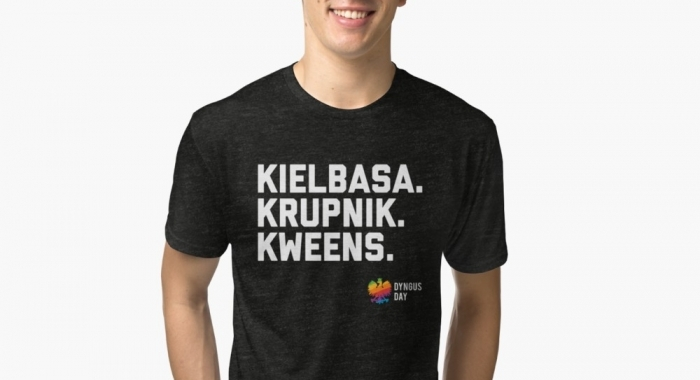 3Ks of Dyngus Day Shirt - Pride Edition