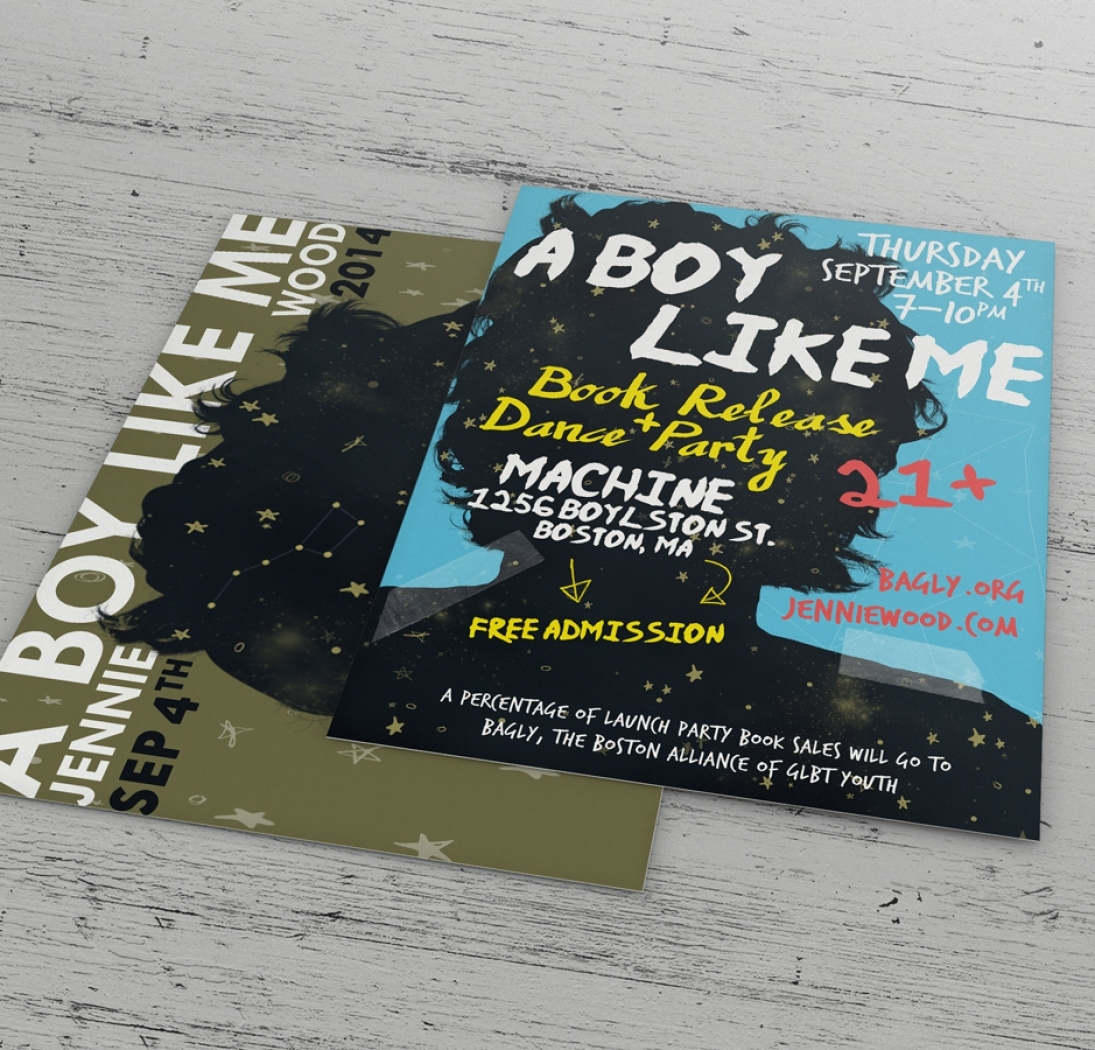 A Boy Like Me – Marketing Campaign