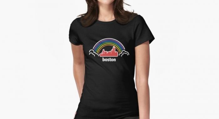 City Pride Shirt - Boston