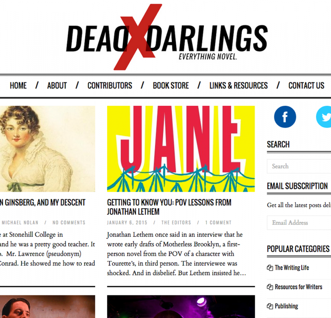 Dead Darlings