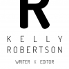 Kelly Robertson Business Card Front