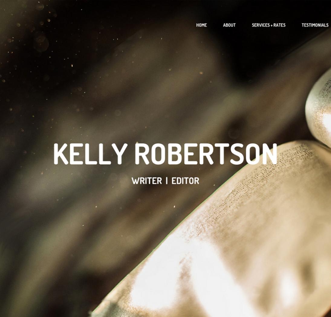 Kelly Robertson